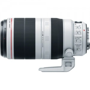Canon EF 100-400 MM F:4.5-5.6L IS II USM
