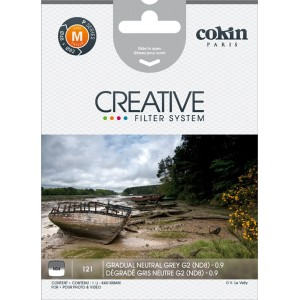 Cokin Filtro ND8 (3 F-stops) - P121 - M