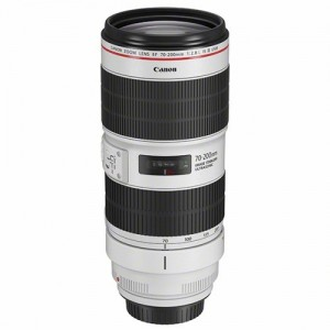 Canon 70-200mm f/2.8L EF IS III USM