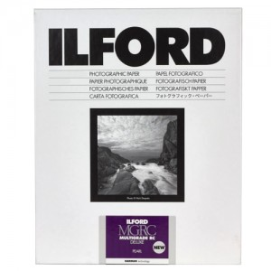 ILFORD Multigrade MGRC 5th RC Deluxe Pearl 18x24cm (x100)