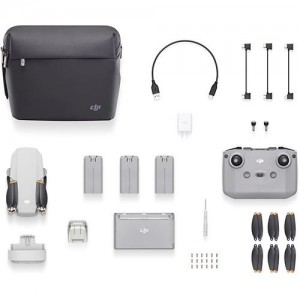 Drone DJI Mini 2 - Fly More Combo