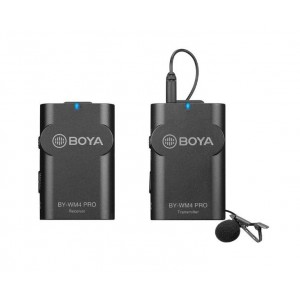 BOYA BY-WM4 Pro-K1 Microfone Lapela Wireless